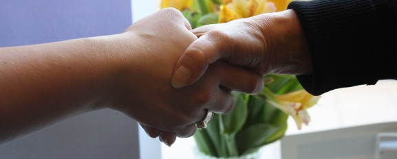 Handslag
